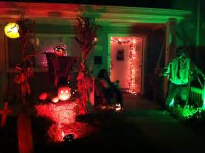 Halloween Spooky Decorations Ideas Outdoor Halloween Decoration Ideas To Make Your