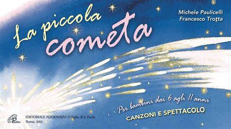 testo stella cometa la piccola cometa paoline