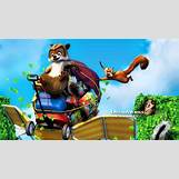 Over The Hedge Rj And Vincent | 1410 x 793 jpeg 165kB