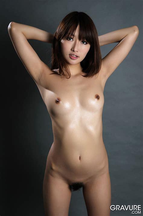 Japanese Gravure Nude