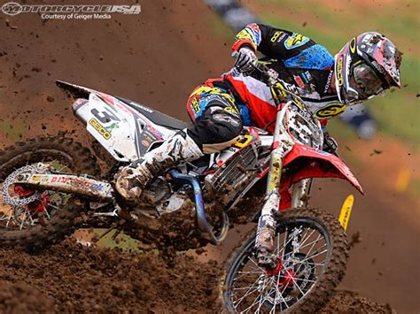 who won the motocross race last this week s racing may 21 24 nv racing