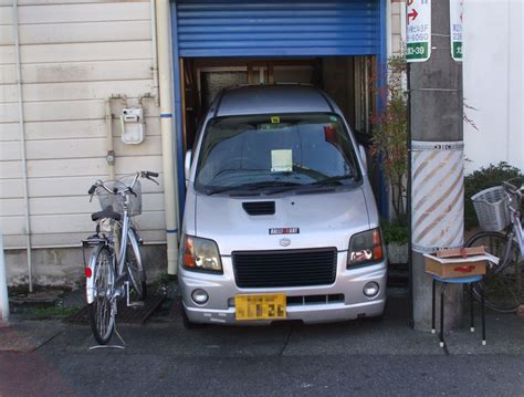 Japanese Car Garage by What Car For A Narrow Driveway 171 Singletrack Forum