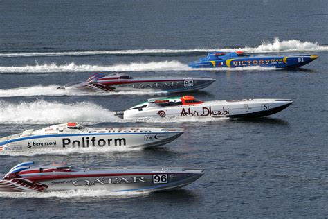 powerboat boat ship race racing superboat custom cigarette - Cigarette Boat Lake Como