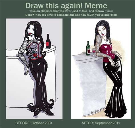 Before And After Meme - meme before and after by maija on deviantart