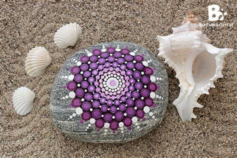 stein muster malen mandala steine bemalen buntwerkstatt at