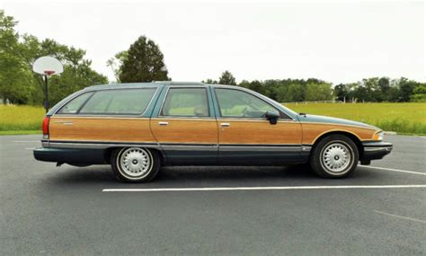 sharpe buick s sharp 1993 roadmaster estate wagon low for