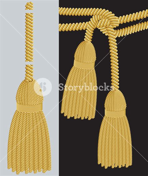 adobe pattern gold gold tassel adobe illustrator pattern brush vector