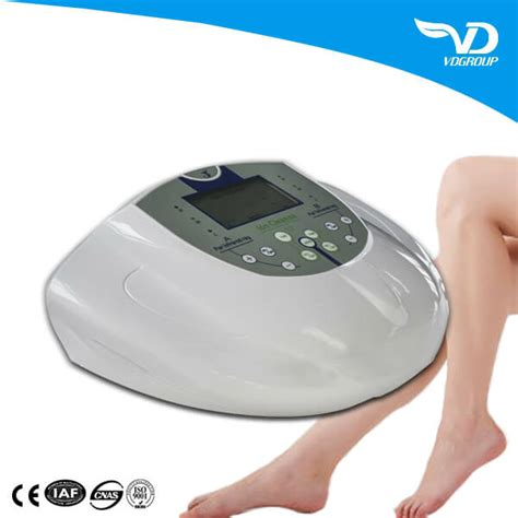 Kiscience Advanced Hydrogen Detox Foot Spa by Dual Ionic Hydrosana Large Detox Foot Spa For Home Use