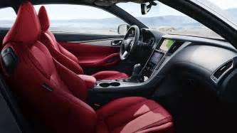 Q60 Interior 2017 Infiniti Q60 Coupe Infiniti Usa