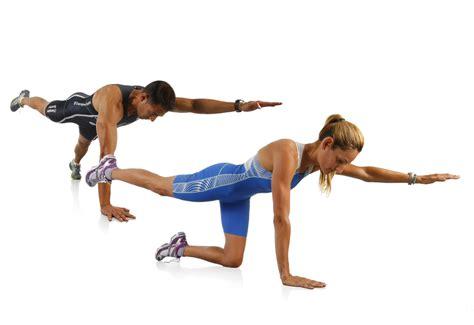cadenas musculares rodilla 10 ejercicios para trabajar el core fitness triatlonweb es
