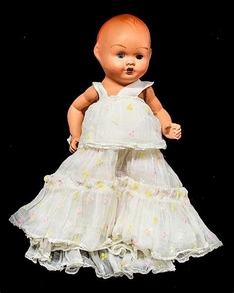 early bisque doll bisque doll from the early 20th century