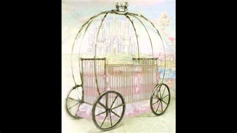 Carriage Baby Cribs by Corsican Cinderella Carriage Crib