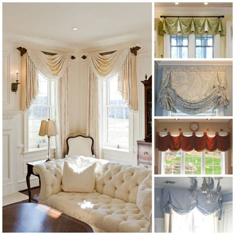 curtain with valance designs beautify your home with valances window treatments