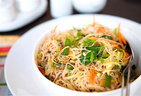 House With Pools by Easy Gluten Free Vegan Thai Fried Rice Noodles