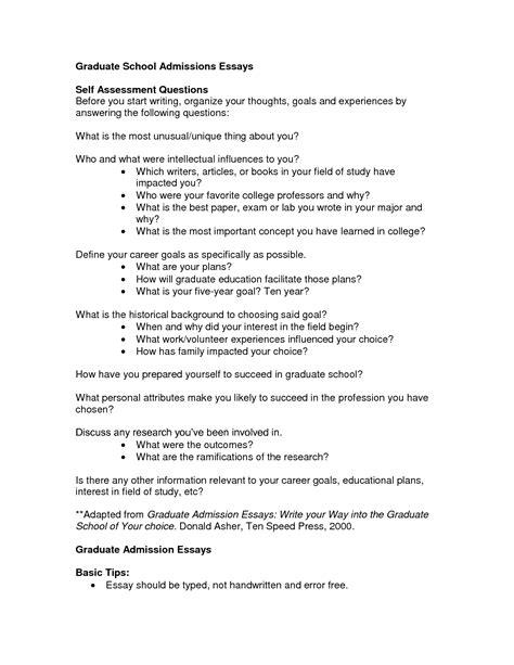 Graduate Application Essay Sample Statement Essay Statement Essay Graduate School With