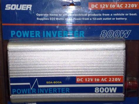 Murah Inverter Tbe Charger Accu 1000watt jual inverter jual inverter