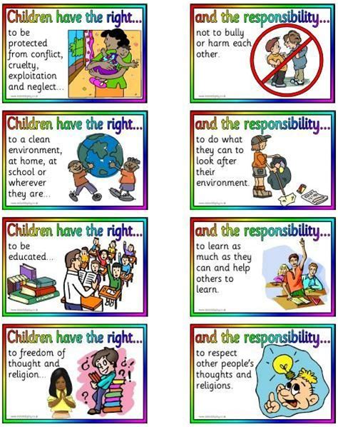 best responsibilities best 25 rights and responsibilities ideas on