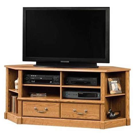 ebay tv cabinets oak corner tv stand oak wood media center console