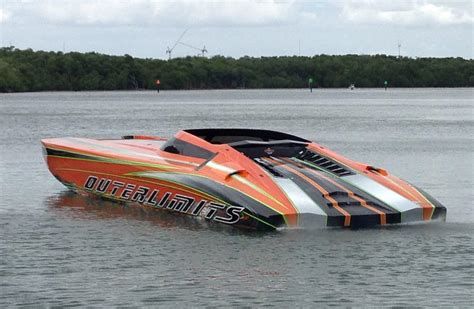 offshore performance boats for sale outer limits boats gallery