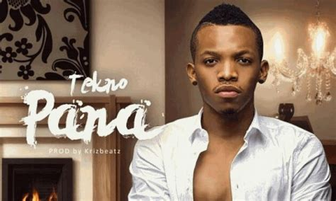 biography of nigerian artist tekno tekno pana music in africa