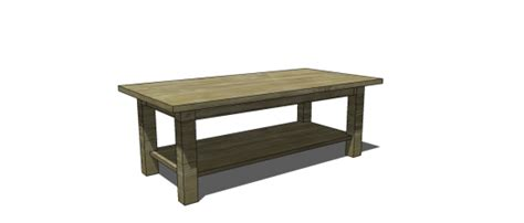 woodworking plans  build  potterybarn inspired