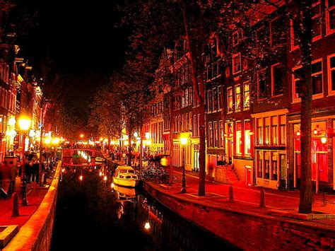 What Is The Red Light District In Amsterdam Red Light District In Amsterdam Strongecho
