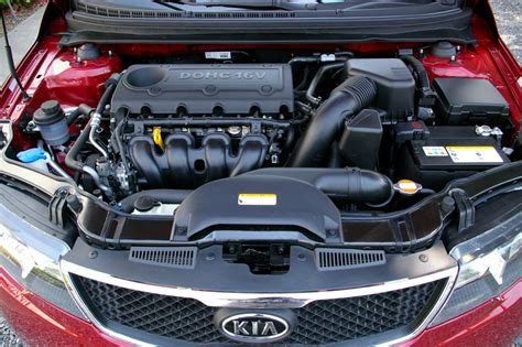 Kia Forte Engine Photo Engine 2010 Kia Forte Ex Engine Best Engine