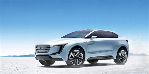 Subaru Electric by Subaru Reportedly Planning To Launch All Electric