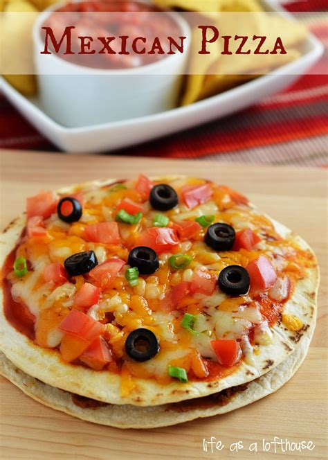 pizza house lorena mexican pizza food pinterest