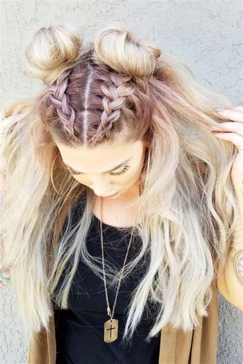 25 easy hairstyles with braids long hairstyles 2 best 25 hair styles ideas on pinterest