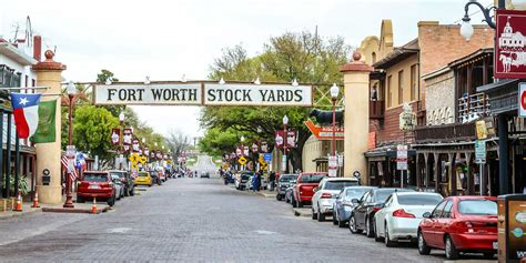 fort worth fort worth stockyards business