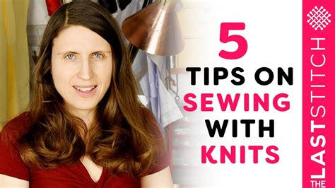 tips for sewing knits five tips on sewing knits
