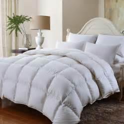 100 Down Duvet Luxury Siberian Goose Down Duvet King Of Cotton