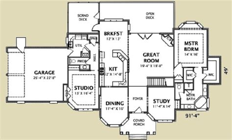 different house plans different home plans home plan