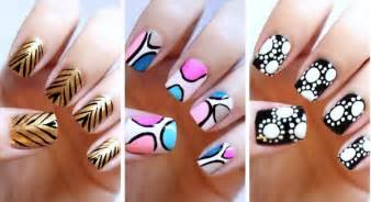 Amazing nail art designs step by step at home
