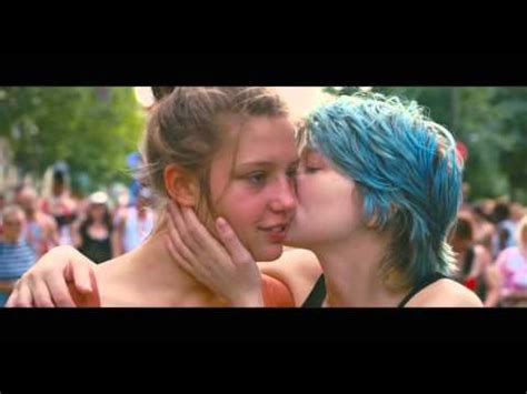 blue is the warmest color 2013 pictures trailer