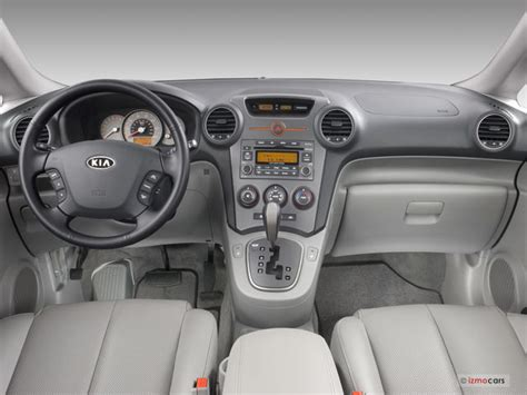 2007 Kia Rondo Reliability 2007 Kia Rondo Pictures Dashboard U S News World Report