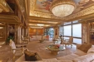 Donald Trump Penthouse donald trump s mega mansion house in new york