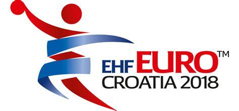 Begin Logo 18 Tshirtkaosraglananak Oceanseven start des ticketverkaufs f 252 r die ehf 2018 der m 228 nner deutscher handballbund