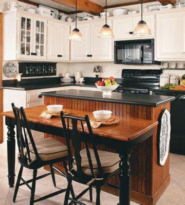 country kitchen white cabinets 25 beautiful black and white kitchens the cottage market