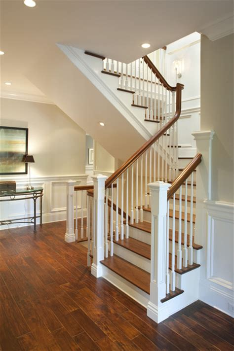 foyer staircase foyer traditional staircase san francisco by arch