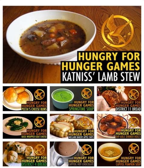 hunger games food hunger games party pinterest