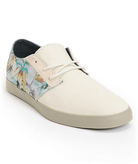 Nature Sandal Hawaii Sandals Sandals Tropical Sandals 1203 reef corsac low tx hawaiian print canvas shoes zumiez