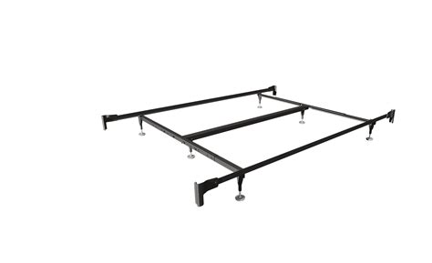 mantua bed frame mantua i 4456ag queen king economy bed frame sears
