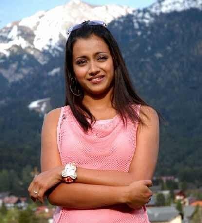 heroine trisha bathroom video trisha bathroom clipping actress trisha krishnan hot