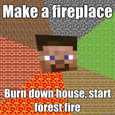 Memes Minecraft - minecraft memes quickmeme