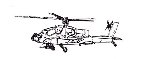 apache helicopter coloring page how to draw apache helicopter coloring pages best place