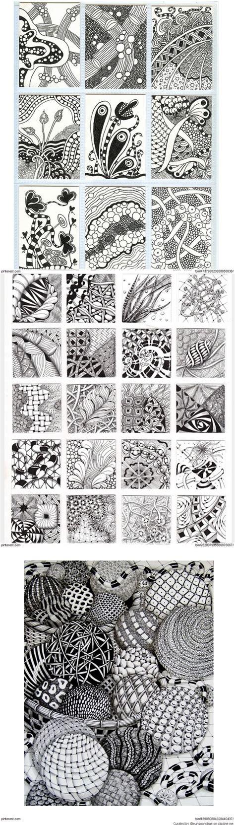 zentangle pattern cubine zentangle patterns ideas products i love pinterest