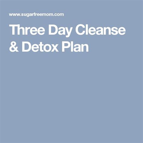 Cleanse Detox Plan by Three Day Cleanse Detox Plan Hungry For Change Recipes