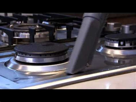 pulizia piano cottura pulizia piano cottura vapore con biocleaner